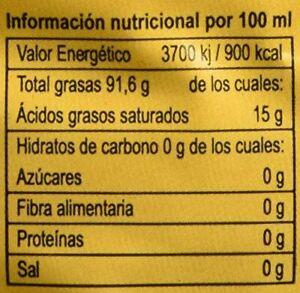 Hacienda Ortigosa Extra Virgin Olive Oil – 5 L