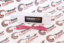 Mishimoto CNC Battery Tie-Down For Subaru  - Pink MMTD-SUB-PK