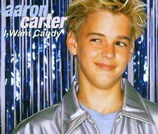 Aaron Carter I want candy (2000) [Maxi-CD]