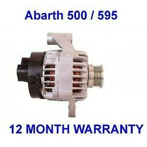 Abarth 500 / 595 / 695 1.4 2008 2009 2010 2011 2012 - 2019 alternator