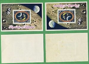 Lot of 11 - 1971 Liberia Souvenir Stamps C186 Cat Value Historical Cars