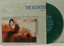 US Bombs - Art Kills - TKO 2003 - Green Vinyl - NM