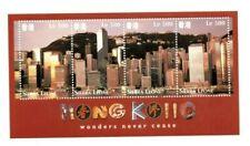 VINTAGE CLASSICS - Sierra Leone Hong Kong '97 - Sheet Of 4 - MNH