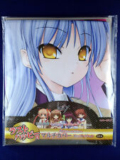 Key Collection Angel Beats! etc Multi Sheet Cloth Poster Tapestry Taito Rare New