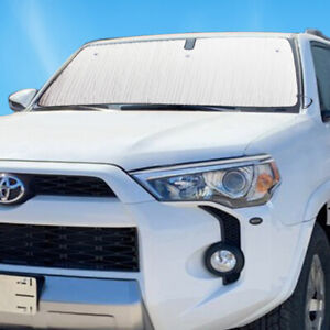 Fit For Toyota 4Runner 2011-2021 Front Windshield Custom-Fit Thick Sunshade