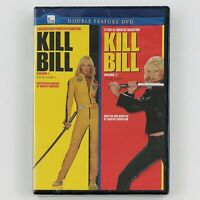 Kill Bill Double Feature DVD Set - Volume 1 and Volume 2