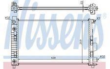 NISSENS Radiador, refrigeración del motor MERCEDES-BENZ CLASE A VANEO 62781A