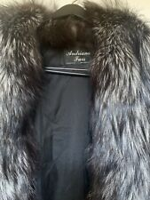 Exquisite Handmade, Designer Ladies Fur Coat