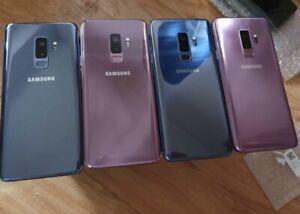 Good as New! Samsung Galaxy S9+ S9 Plus 64GB - Factory Unlocked