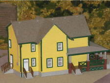 """HO Scale """"A Christmas Story"""" House 3D Printed Structure Kit, 81 components!"""