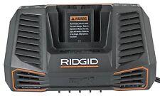 New Ridgid 9.6 Volt - 18 Volt GEN5X Dual Chemistry Lithium Ion Charger # R840095