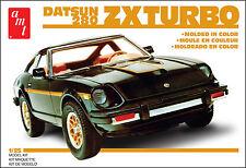 AMT 1:25 1980 Datsun 280ZX Turbo Plastic Model Kit AMT1043