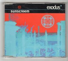 (HC110) Sunscreem, Exodus - 1995 CD