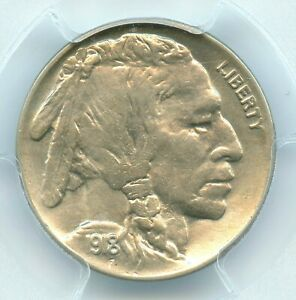 1918 Buffalo Nickel, PCGS MS63