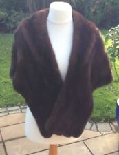 Mink Regular Vintage Coats & Jackets for Women
