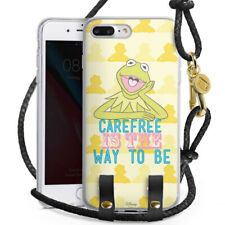 Apple iPhone 7 Plus Carry Case Handykette Muppets Carefree is the way to be