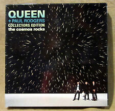 BOX :FROM QUEEN AND PAUL ROGERS COSMOS ROCK ***BOX ONLY (NO LPs,CDs or DVD)***