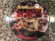 Cattle Decapitation Picture Disc! Limited. Suffocation Cannibal Corpse Metallica