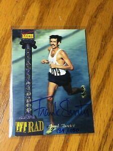 F55805  1994 Signature Rookies Tetrad Titans Autographs #127 Frank Shorter/1050
