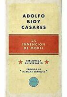 Invencion de Morel, la por Adolfo Bioy Casares