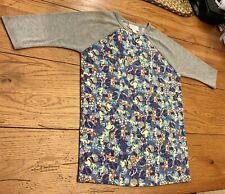 Lularoe Disney SLOAN Shirt Kids Size 8 Minnie Mouse, Worn once!!