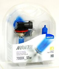 Nokya H8 Arctic White Headlight Xenon Halogen Light Bulb 7000K S2