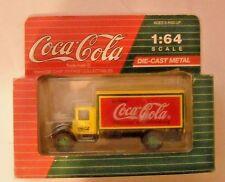 DieCast Vintage Vehicles Coca-Cola Truck 1:64 MODEL BM