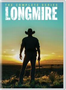 LONGMIRE: COMPLETE SERIES NEW DVD