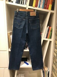 80's Made In USA Levi 501, VGC 32 Waist