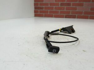 FACTORY SEAT LATCH WITH REALEASE CABLE 2014 VOLKSWAGEN PASSAT REAR RIGHT