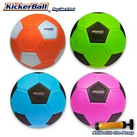 Kickerball - Curve and Swerve Soccer Ball/Football Toy - Kick Like The Pros
