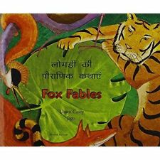 Fox Fables in Hindi and English (Fables from Around the World) by Casey, Dawn, N
