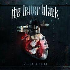 The Letter Black - Rebuild - New CD - Damaged Case