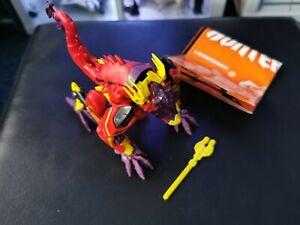 Transformers Prime RID - Beast Hunters Lazerback - Complete
