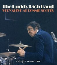 Very Alive At Ronnie Scott's - 2 DISC SET - Buddy Rich (2008, CD NUEVO)