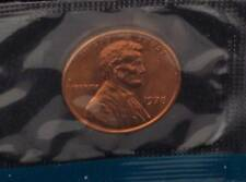 1978-P Lincoln Cent from Mint Set - BU