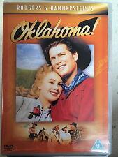ROD STEIGER, Gloria Grahame Oklahoma ~ 1955 Rodgers & Hammerstein GB DVD
