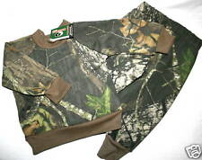 Mossy Oak Camo Boys Sweats Sweatshirt Pants Set, Baby Toddler Kids