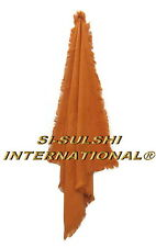 "SI - IRISH SAFFRON FLY PLAID ( 48"" X 48"" )"