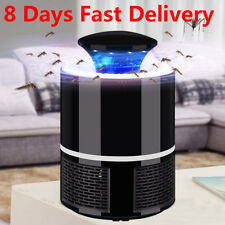 USB Mosquito Killer Photocatalyst Zappers LED Light Fly Insect Bug Trap Lam