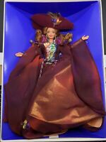 1995 Enchanted Seasons Collection Autumn Glory Barbie doll Mattel 15204 NRFB