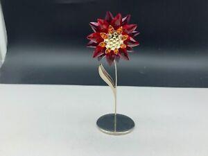 Swarovski Figurine 848452 Paradise Flower Domoni 11,2 Cm. Top Condition