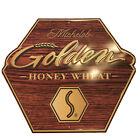 "Michelob Golden Honey Wheat Tin Metal Retro Sign 18-1/2"" L x 21"" W"