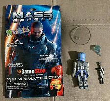 Mass Effect Minimates Series Liara Figure Gamestop Exclusive