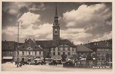 71514- Bruck an der Mur Marktplatz Steiermark 1941