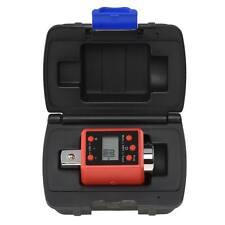 """3/8"""" Dr. Digital Torque Wrench Adaptor In/LB Ft/LB N-m Kg-cm Kg-m Converter"""