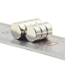 20pcs molto forte 6mm x 3mm permanenti al Neodimio Disco Rotondo CALAMITA N52 Grade