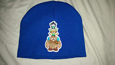 Vancouver 2010 Winter Olympic games Beanie Hat WRIGLEY Blue