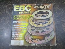 EBC Extreme Duty Front Brake Rotor - MD6202D - Polaris Ranger Sportsman