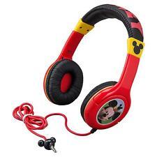 Kids Headphones Headset Disney Mickey Mouse Boy Girl Unisex Christmas Gift Idea